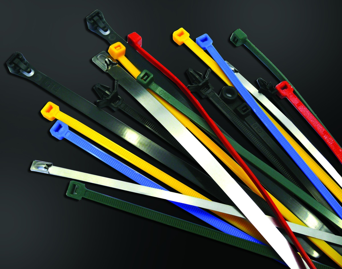 Uv Nylon Coloured Specialised And Stainless Steel Cable