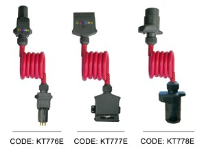 KT Car Coil Extension Leads Range
