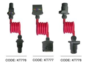 KT Car Coil Extensions Range
