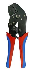 Code: KT32053 BOOTLACE FERRULE CRIMPER CRIMP RANGE: 20AWG - 10AWG0.5 TO 6MM2 LENGTH: 230MM WEIGHT: 0.6KG