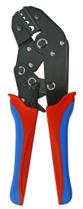 Code: KT32058 NON-INSULATED  TERMINAL CRIMPER CRIMP RANGE: 16AWG - 8AWG 1.5 TO 10MM2 LENGTH: 230MM WEIGHT: 0.6KG