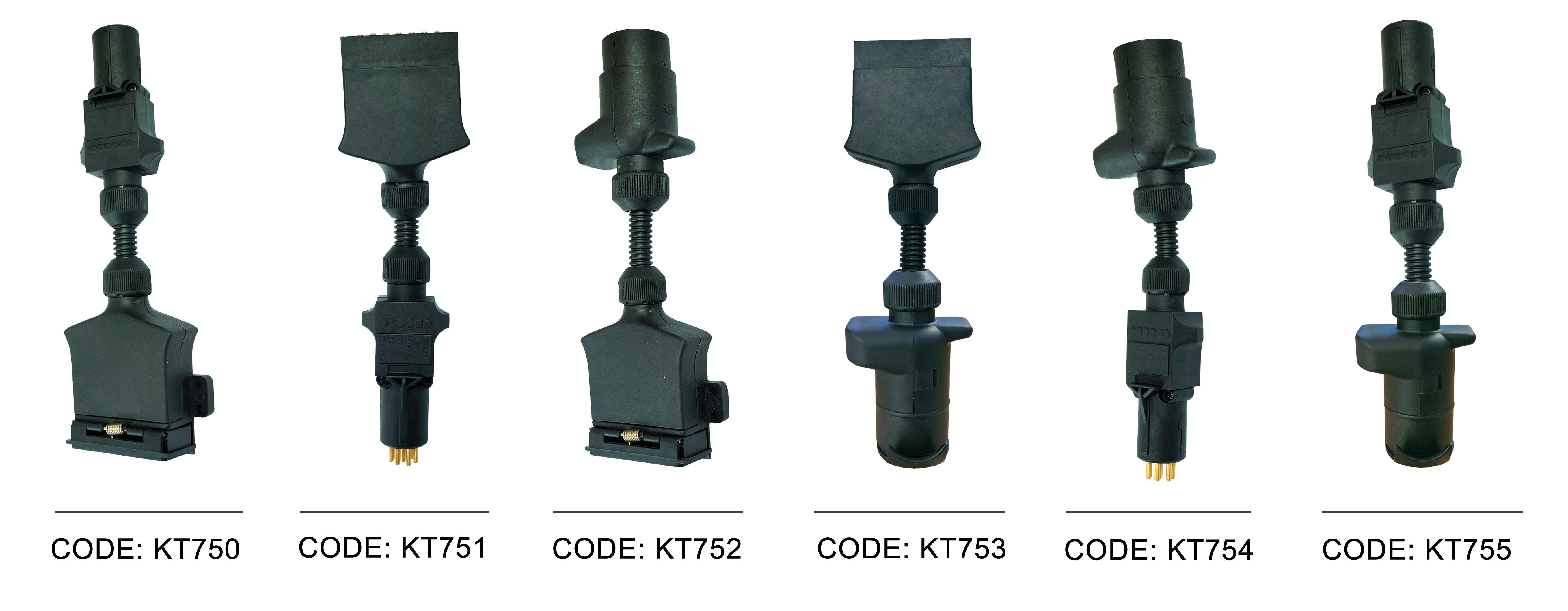 KT Non-Led Adaptor Range