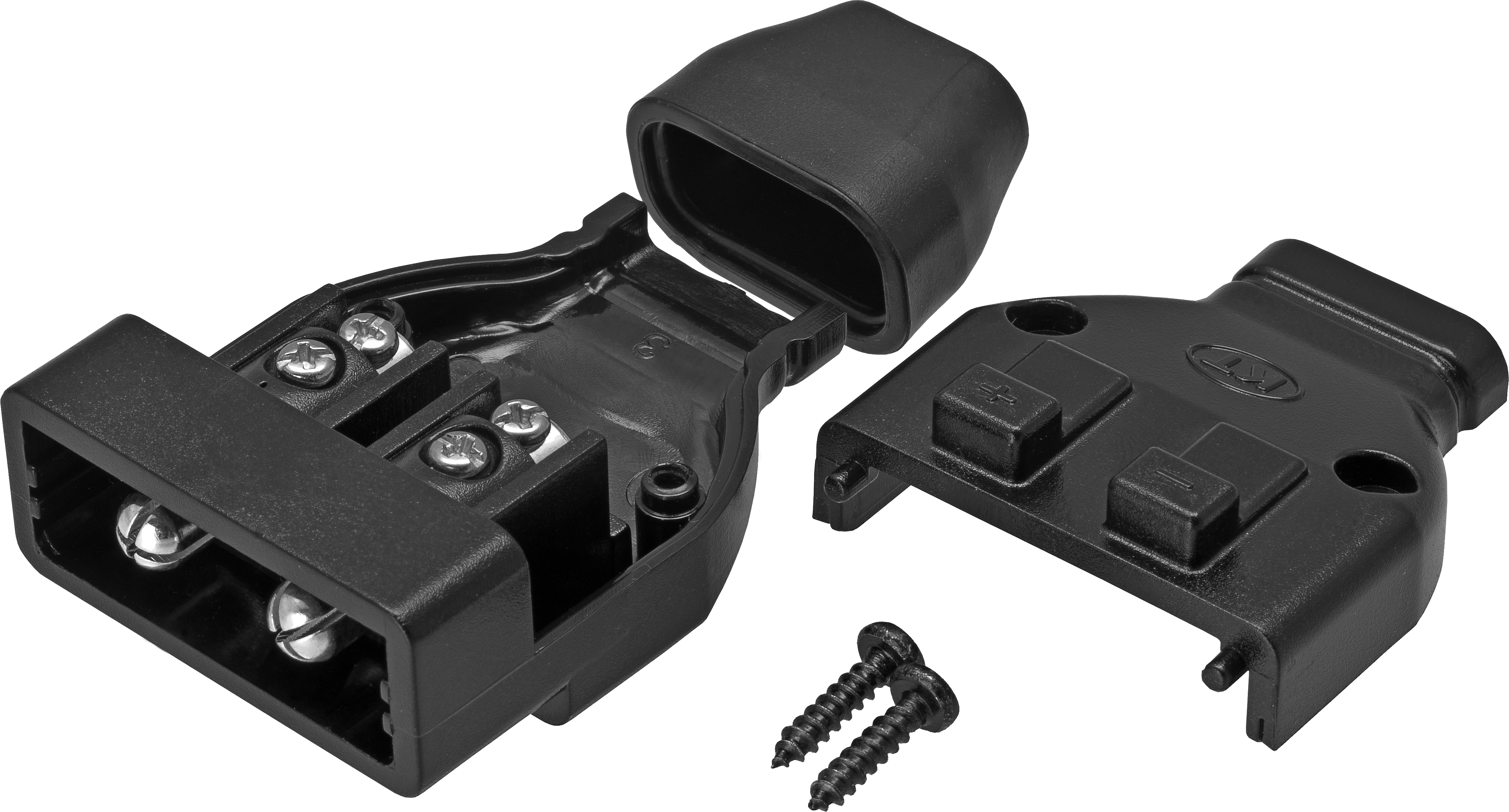 Schematic Of A 13 Pin Socket Connected To A Car