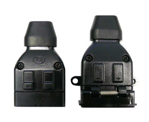 Model No. KT70027 KT 50 Amp, 2 Pin Trailer Plug & Socket Twin Pack