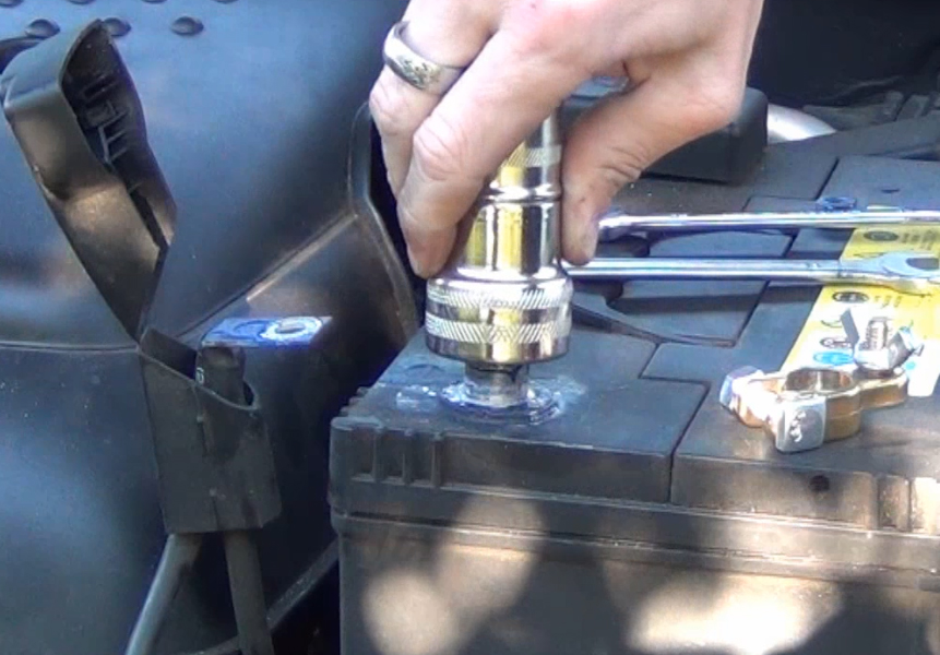 Battery Terminal Corrosion – How to clean Battery Terminal ...