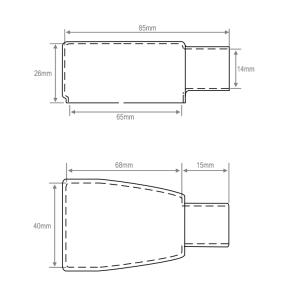 KT71100S (Retail Blister) Diagram