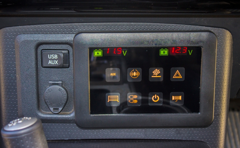 KT Commander Smart-Touch SwitchPanels