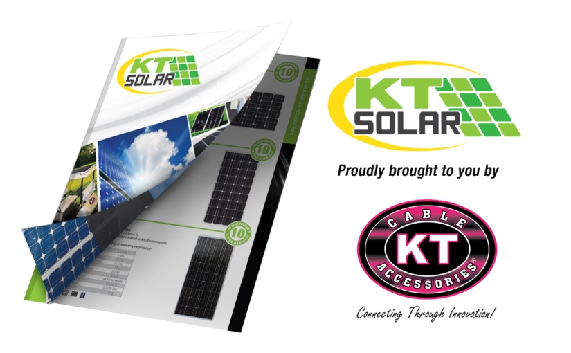 KT SOLAR Product Catalogue Now Available