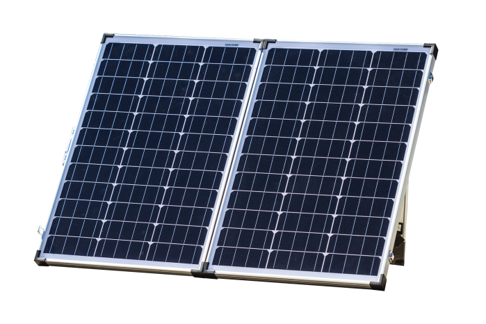 KT70710_120W Folding Solar Panel
