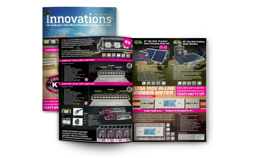 KT INNOVATIONS CHRISTMAS / NEW YEAR EDITION