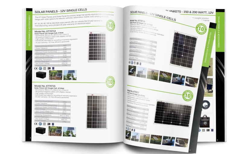 KT Solar Products