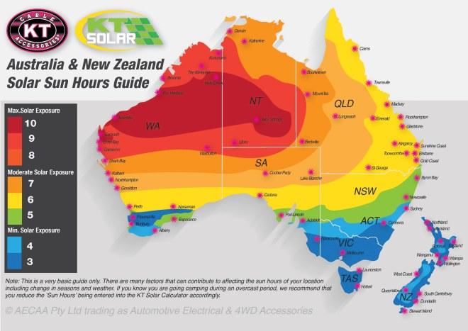 Solar Exposure Map2